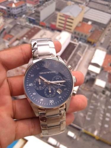 Relógio Masculino Emporio Armani 5858 Original Oferta
