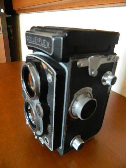 Maquina Fotografica Analogica Rolleiflex