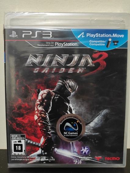 Playstation 3 Jogo Ninja Gaiden 3