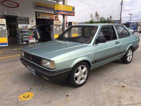 Volkswagen Voyage Gl 1.8 Turbo 1990 Rodas Alarme Ac Troca