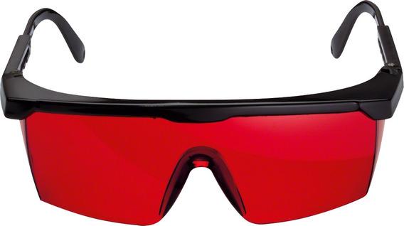 Gafas Para Vision Laser Rojas Bosch M00-050b