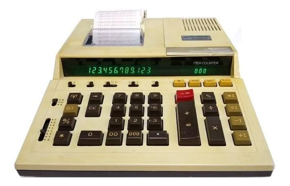 Calculadora Sharp Cs-4164 Semi-nova Garantia: 90 Dias
