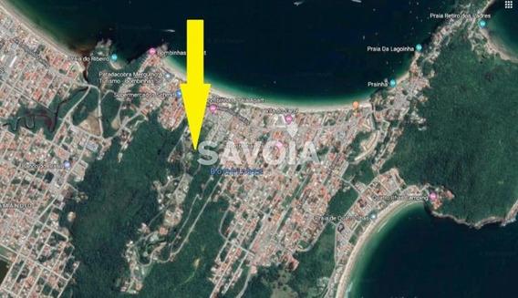 Terreno Com 880 M² No Condomínio Panorâmico Bombinhas - 2584