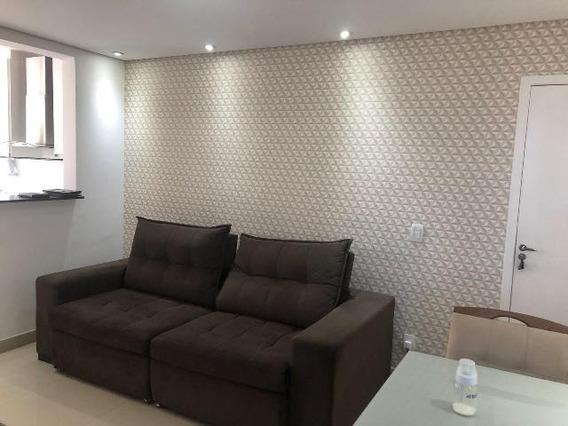 Apartamento Com 2 Quartos Para Comprar No Cabral Em Contagem/mg - 48464
