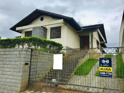 Casa Semi Mobiliada Com 3 Dormitórios Para Alugar, 300 M² Por R$ 2.900/mês - Itoupava Norte - Blumenau/sc - Ca1015