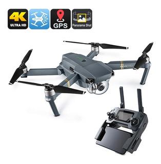 Drone Dji Mavic Pro Camera - Gps / Glonass, Plegables, Rango