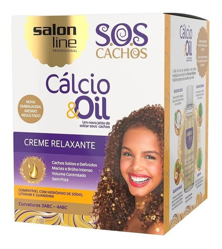 Salon Line Calcio & Oil Guanidina