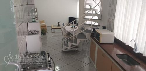 Sobrado Para Alugar Com 2 Dormitórios Por R$1.400 Jardim Rosa De França - Guarulhos/sp - 18826