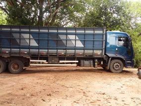 Ford Cargo 2429 2012 6x2 Leito, Gaiola