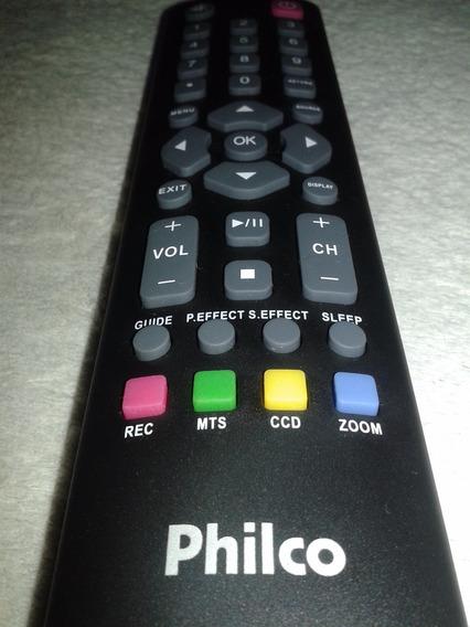 Controle Remoto Para Tv Philco Led - Original