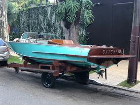 Lancha Esquimar Ñ Malibu Cabrasmar Masterboat