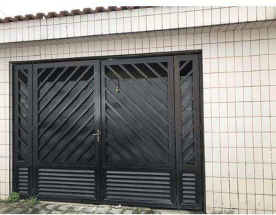 Casa Com 3 Dorms, Parque Bitaru, São Vicente - R$ 320 Mil, Cod: 1269 - V1269