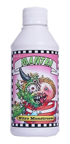 Nitro Mounstruoso 250ml Mantra Fertilizante Crecimiento