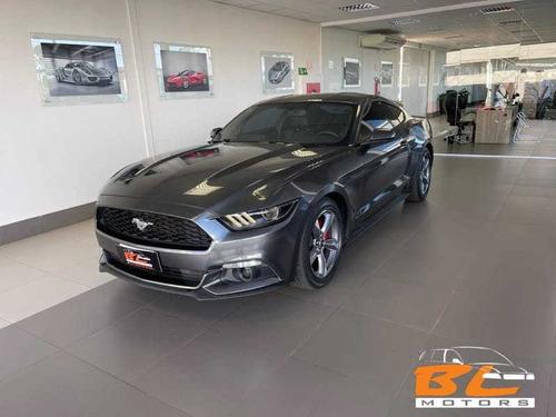 Imagem 1 de 12 de Ford Mustang Coupe 3.7 V6 2p