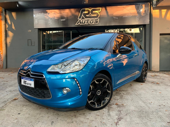 Citroën Ds3 1.6 Thp 156 Sport Chic