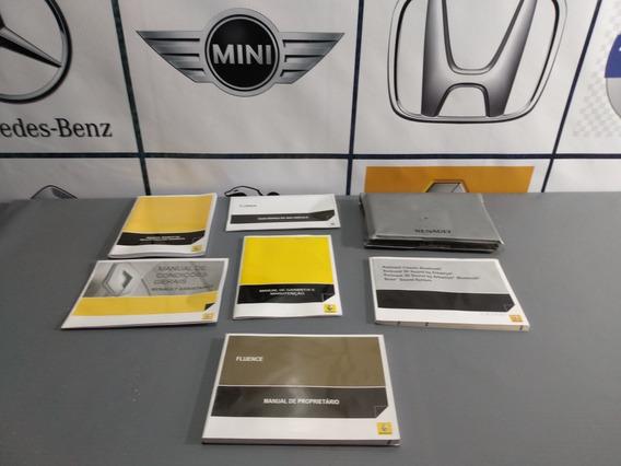Manual Proprietário Renault Fluence