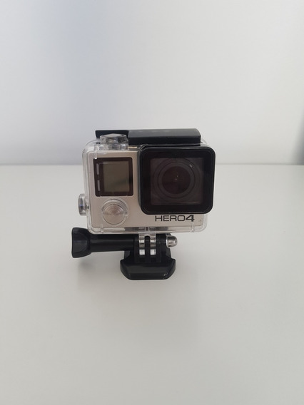 Gopro Hero 4 Silver 4k - Nunca Usada - Made In Usa