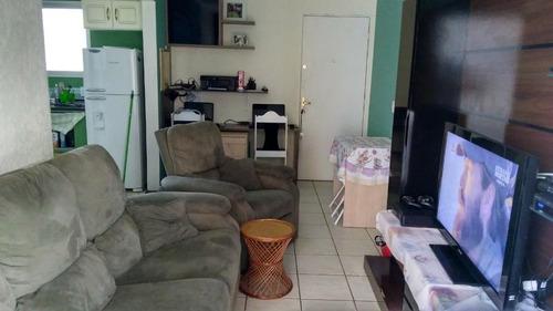 Apartamento Com 2 Dormitórios À Venda, 52 M² Por R$ 254.000 - Vila Dionisia - São Paulo/sp - Ap0339