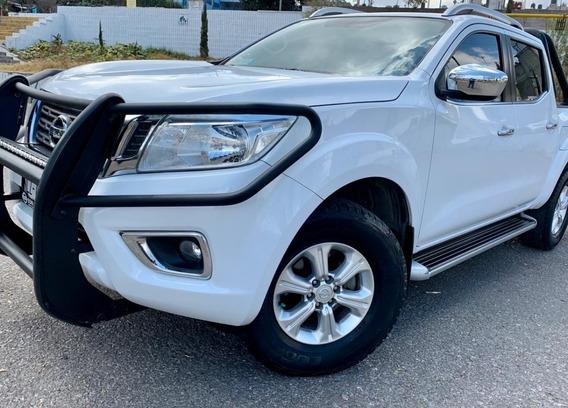 Pick Up Nissan Np300 Frontier 2016. 4 Cil. Fact De Agencia.