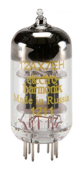 Valvula 12ax7eh Amplificador Guitarra Electro Harmonix