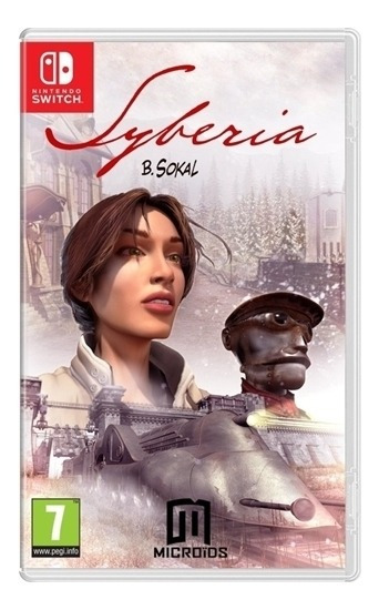 Syberia - Switch Lacrado