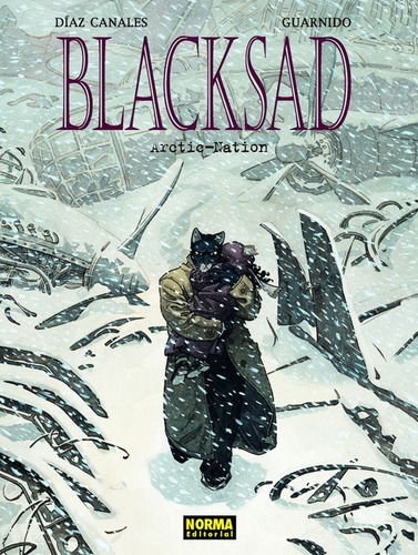 Blacksad 02: Arctic Nation