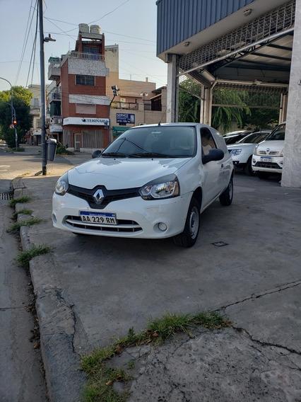 Renault Clio 1.2 Mio Work 2016