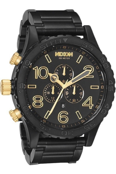 Relógio Nixon Chrono Men´s 51-30 - Várias Cores - Original