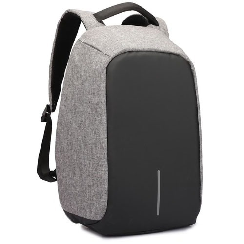 Mochila Antirrobo Porta Notebook Impermeable Acolchada Usb X