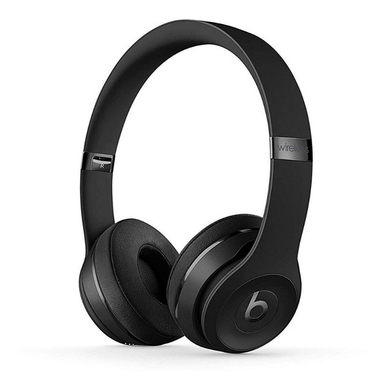 Fone De Ouvido Beats Solo3 Wireless, On Ear, Preto