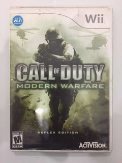 Call Of Duty Mw Nintendo Wii