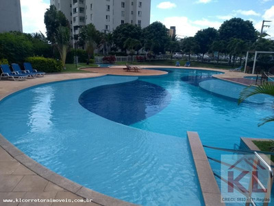 Apartamento Para Venda Em Natal, Neopolis, 3 Dormitórios, 1 Suíte, 3 Banheiros, 1 Vaga - Ka 0790