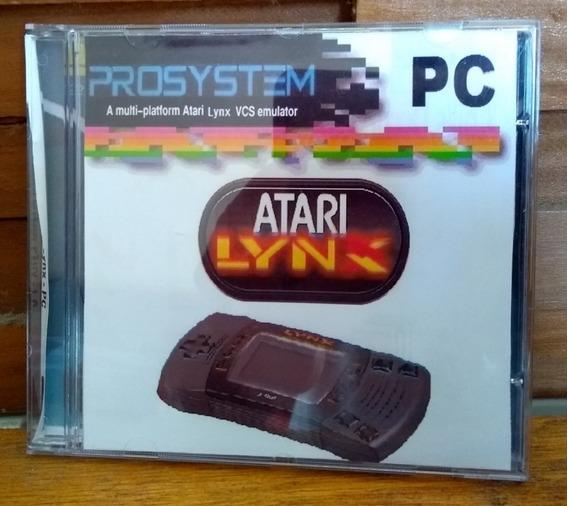 Emulador Atari Lynx - Pc / Notebook