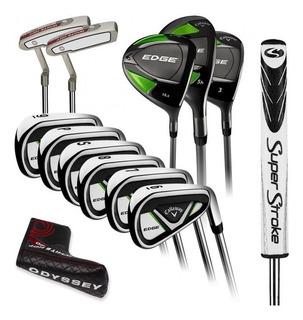 Callaway Edge 10 Set De Golf Completo 10pzs Hombre