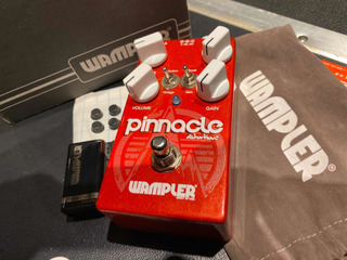 Wampler Pinnacle Distortion Usa