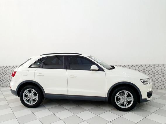 Audi Q3 Attraction 2.0 Tfsi 2013 Branco Automático