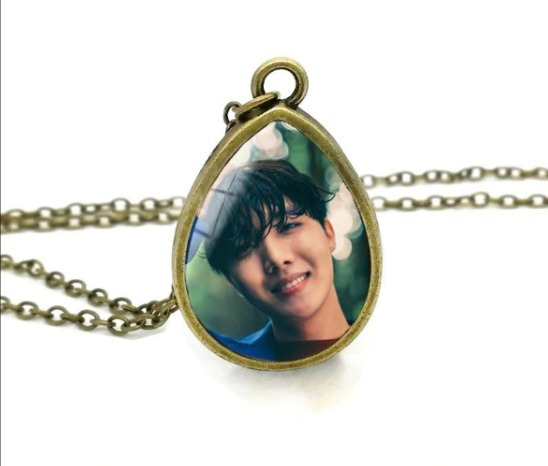 Bts Collar J-hope Kpop Army Jimin Suga V Jungkook Rm Bt21