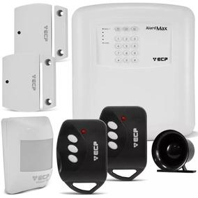Kit Alarme Residêncial E Comercial Kit Alard Max 1 + Key