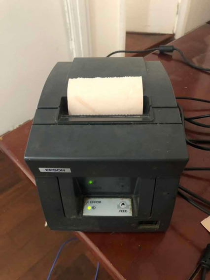 Impressora Termica Epson Tm-t81 (nao Fiscal)