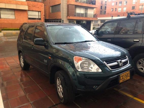 Honda Cr-v Cr-v Ex 2003