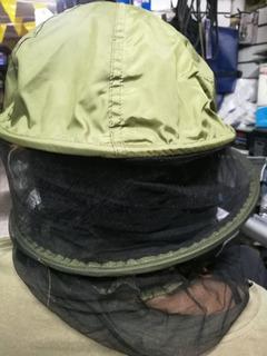 Malla Velo Sombrero Apicultura Usado Cod6547 Asch