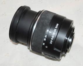 Lente Da Sony A33 18-55