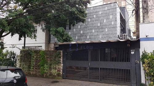 Casa 369m², 1 Dormitorios,  5 Vagas - Vila Mariana - Ca1336