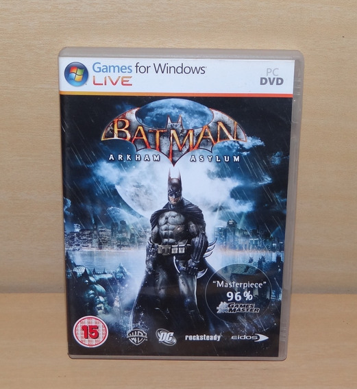 Batman - Arkham Asylum - Pc