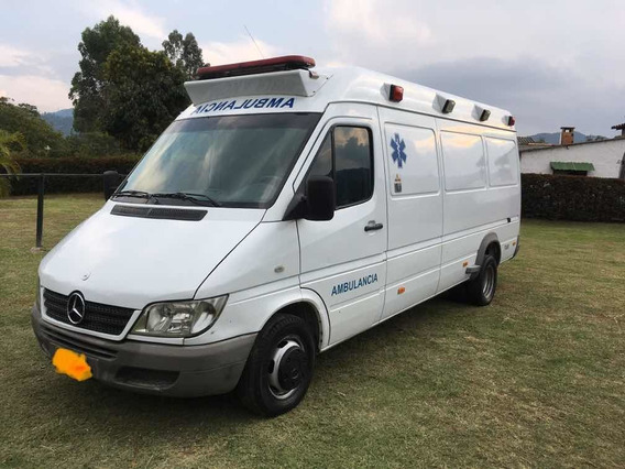 Mercedes-benz Sprinter 413 Ambulancia