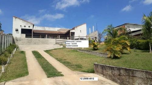 Imagem 1 de 14 de Vende -se Linda Chacara Com 4 Quartos Jad. Olimpia  Jacarei