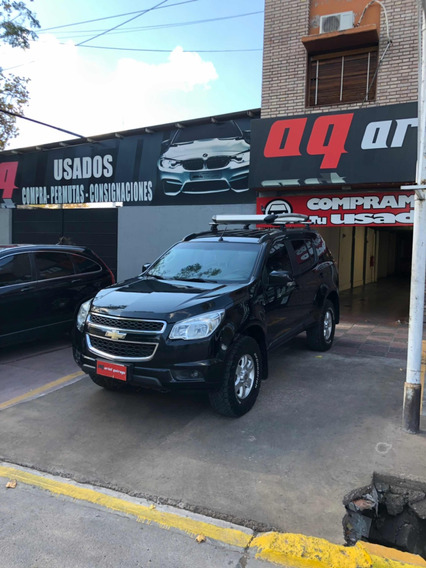 Chevrolet Trailblazer 2.8 4x4 Ltz At Tdci 180cv 2013