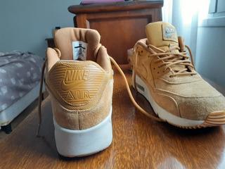 Nike Airmax 90 Ultra 2.0 Leather Premium Us 11. Oportunidad!