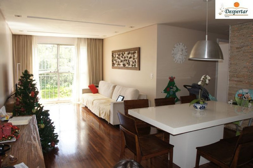 05101 -  Apartamento 3 Dorms. (1 Suíte), City América - São Paulo/sp - 5101