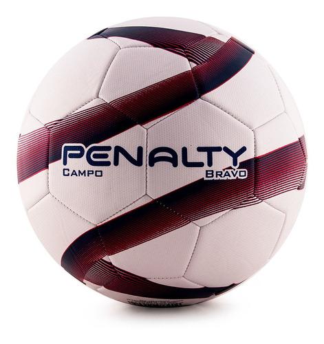 Pelota Penalty Bravo N°5  Blanco